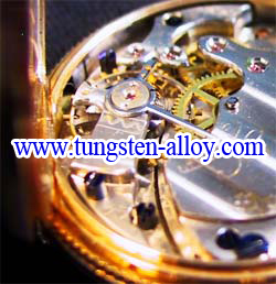 Actuator in Self-winding Watches