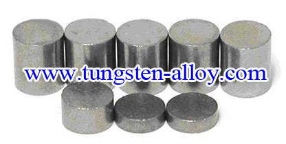 Derby tungsten alloy cylinders