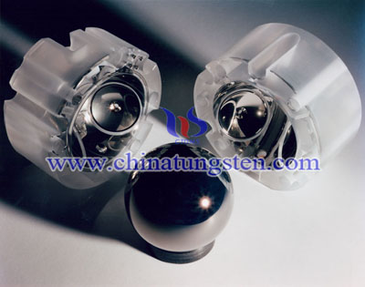 tungsten alloy gyroscope rotors