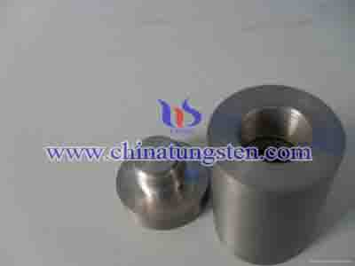 tungsten alloy radiation container