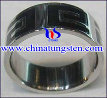 نگستن alloy ring