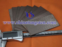 tungsten copper alloy brick