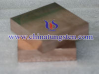 tungsten copper alloy bick