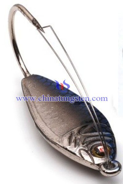 tungsten alloy fishing jips
