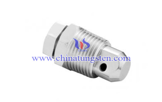 military tungsten alloy jet image