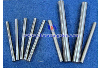 tungsten swaging rod