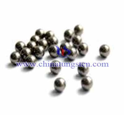 lega di tungsteno balls for Prefabricated Fragments