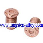 snake eye tungsten alloy weights