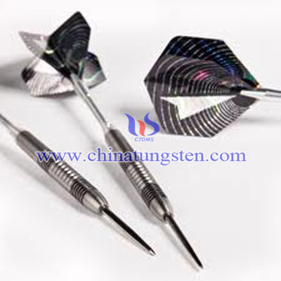 tungsten dart weight