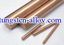 tunsgen copper alloy bar
