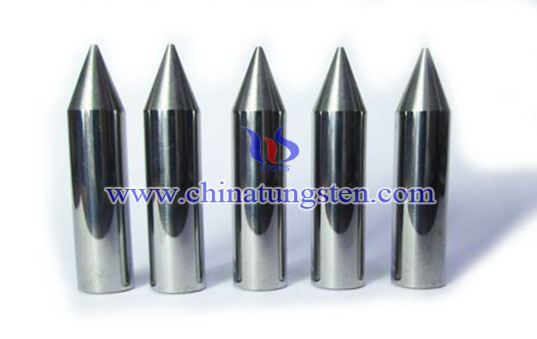 tungsten alloy armour-piercing core image
