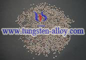 tungsten alloy sphere counterweight
