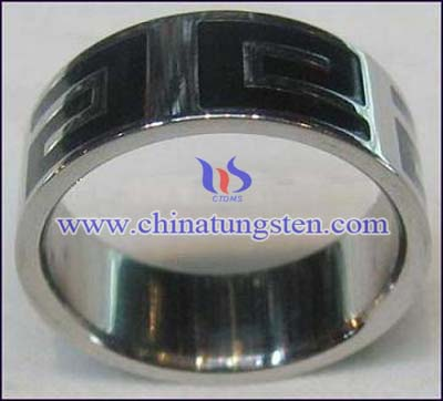 tungsten alloy band