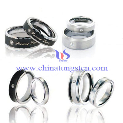 tungsten alloy bands