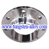 tungsten alloy block