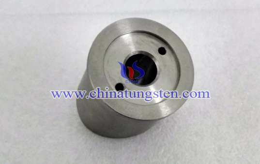 tungsten alloy collimator image