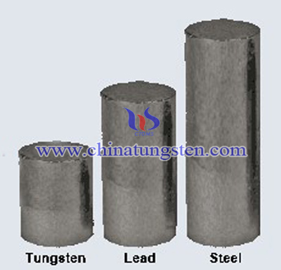 tungsten alloy barrel weights