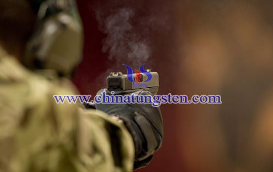 tungsten alloy environmental friendly bullet image