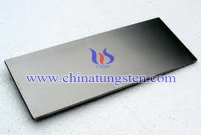 tunsten alloy plate