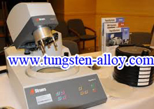 tungsten alloy microelectronics
