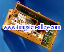 tungsten heavy alloy microelectronics