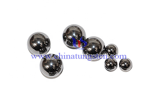tungsten alloy military balance ball image