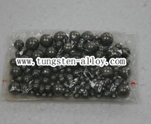 tungsten alloy military sphere