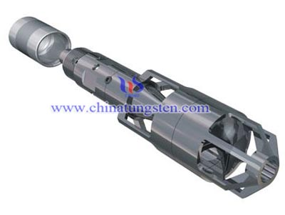 tungsten alloy oil logging weight
