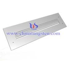 Tungsten alloy radiotherapy shield