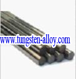 tungsten alloy rod with moly