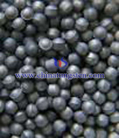 tungsten alloy sintered