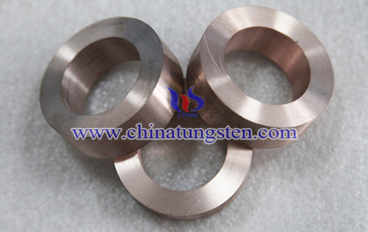 tungsten alloy throat lining image