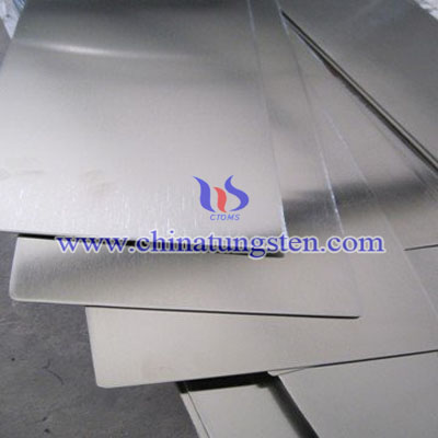 tungsten alloy ultra thin sheets