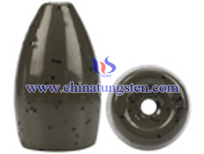 tungsten alloy flippin weights