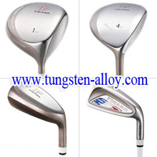 tungsten alloys golf head counterweight