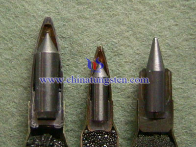 Tungsten Ammunition