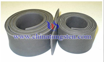 tungsten shielding blanket