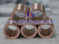 tungsten copper alloy