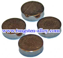 tungsten alloy disc pinewood derby