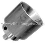 tungsten heavy alloy funnel shielding