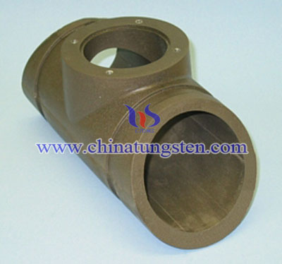 poly tungsten casting