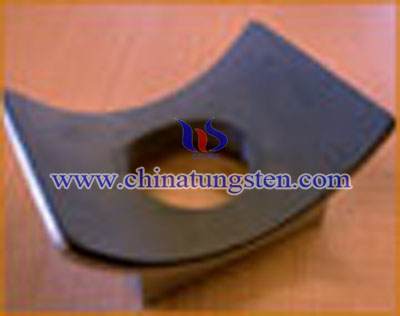 poly tungsten shielding