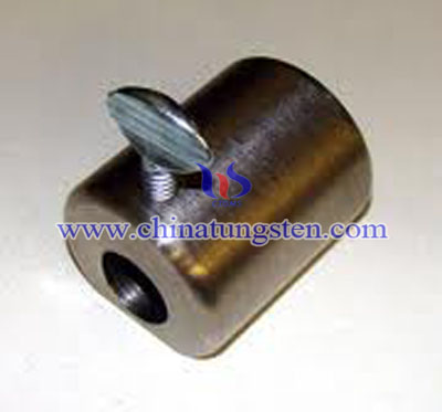 poly tungsten collimator