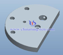 tungsten radiation shielding