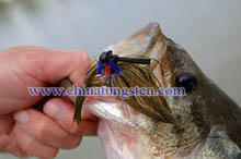 rubber tungsten jigs