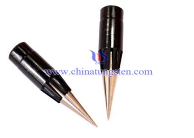 tungsten alloy long rod projectile