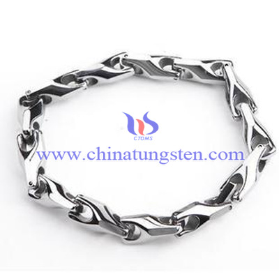 tungsten wrist chain
