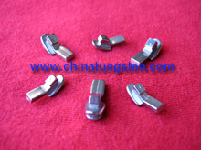 tungsten heavy alloy fishing sinkers